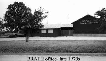 BRATH office late 1970s
